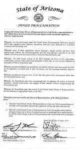 EPA_House_Proclamation